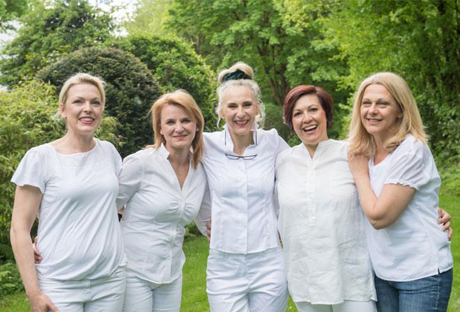 Das Team der Praxis Dr. med. Judith Krack