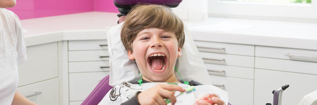 Gesunde Zähne bis ins hohe Alter